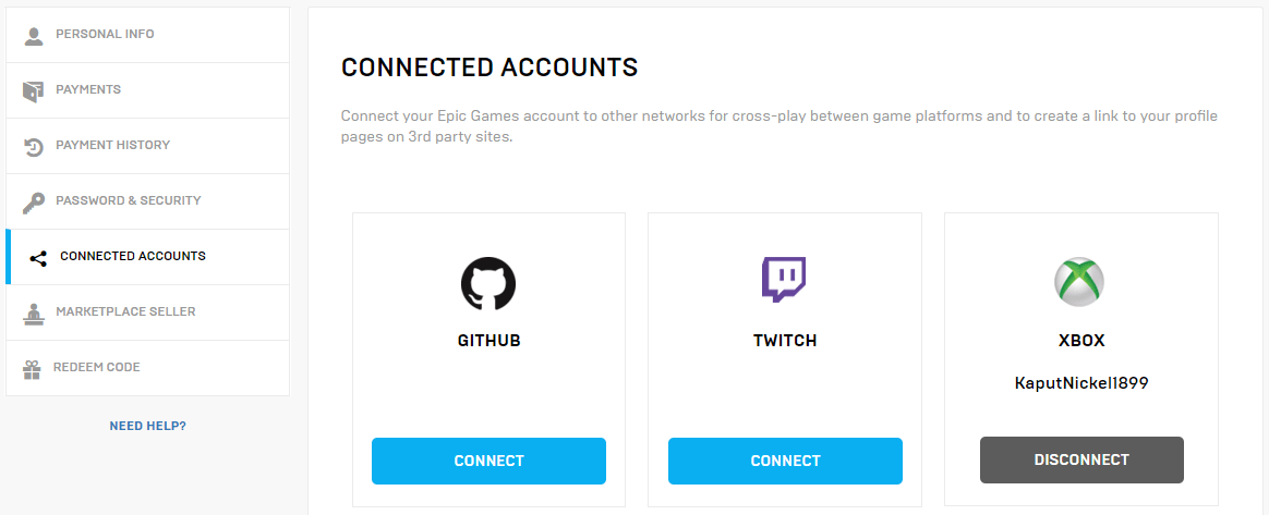 How To Unlink Epic Games Account From PS4, Xbox, Twitch & Switch